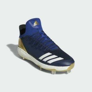 Adidas aq0099 MEN'S BASEBALL BOOST ICON 4 Blue 9.5